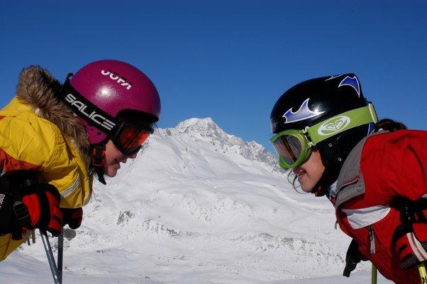 wintersport plezier