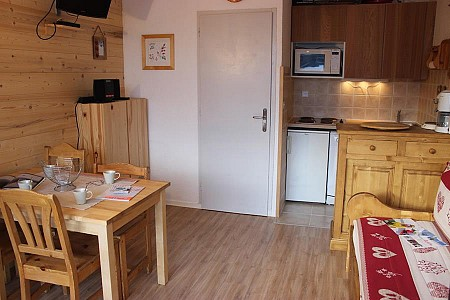 Val thorens Immobilier Particulier appartement met stapelbed