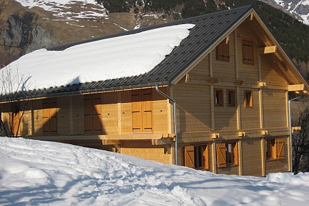 Chalet Franklin en Thomas